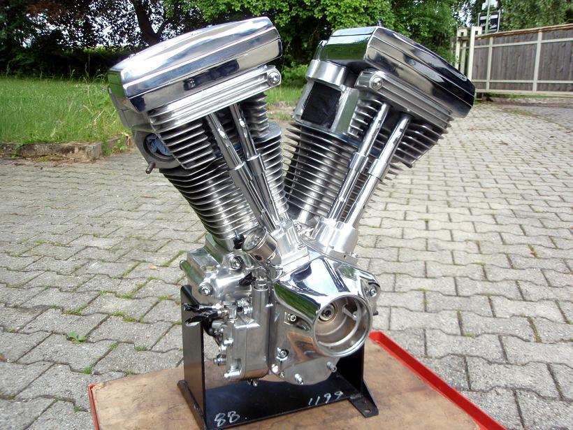 Motoren C.B.S. Classic Bike Shop Auf & Umbauten - Custombike